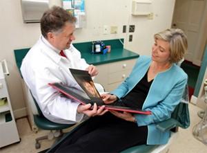 Initial Dentist Consultation