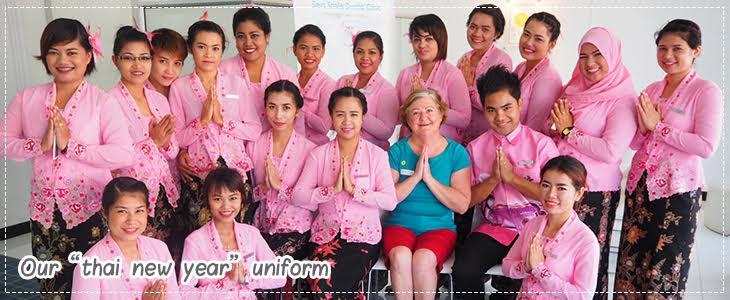 Bangkok Smile Dental Staff