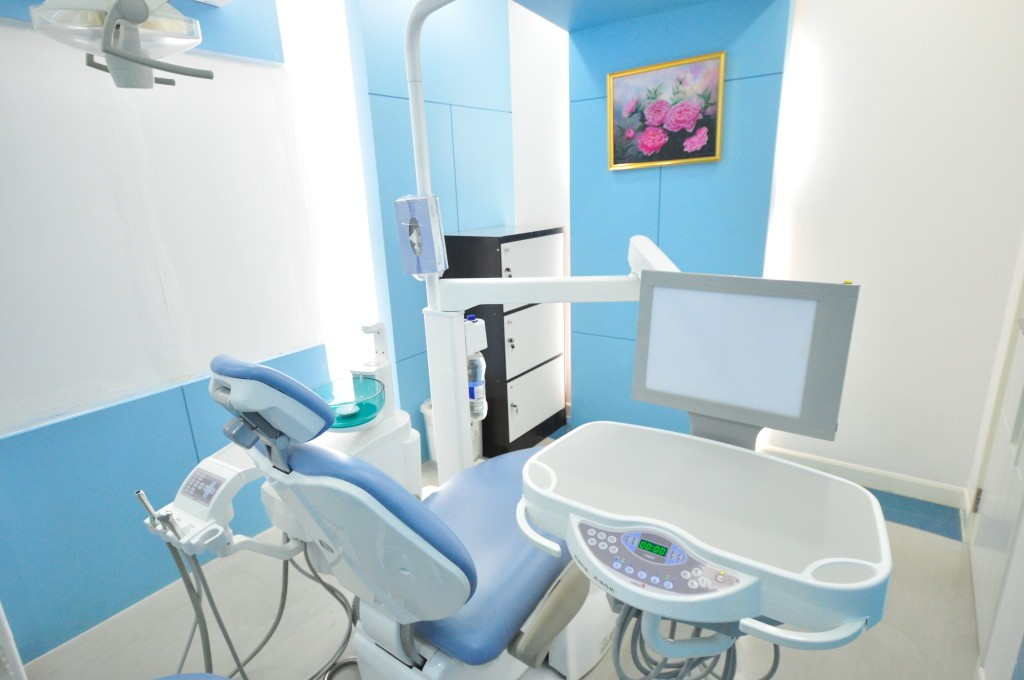 Bangkok Smile Dental Treatment Room