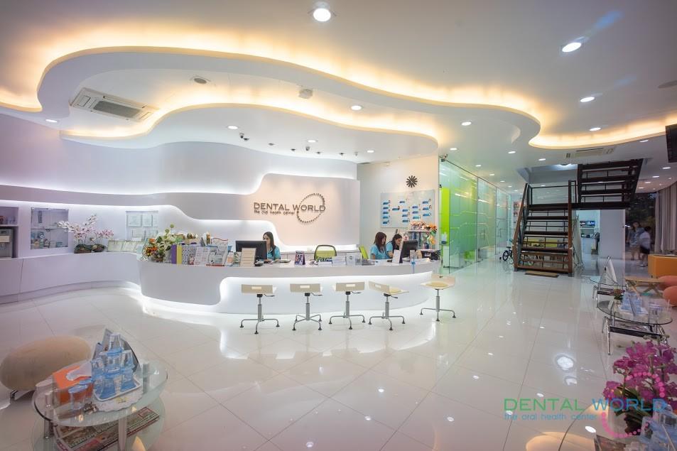 Dental World Reception