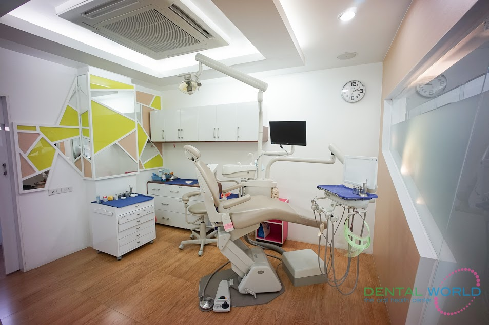 Dental World Treatment Room