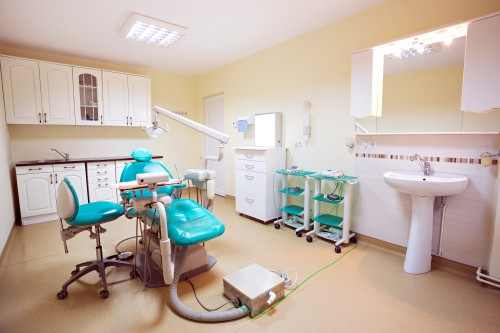 GS Clinic Treatment Room 2