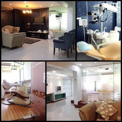 Silom Dental Building Treatment Room 2
