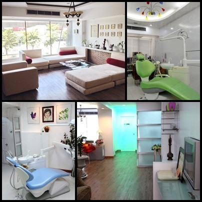 Silom Dental Building Treatment Room