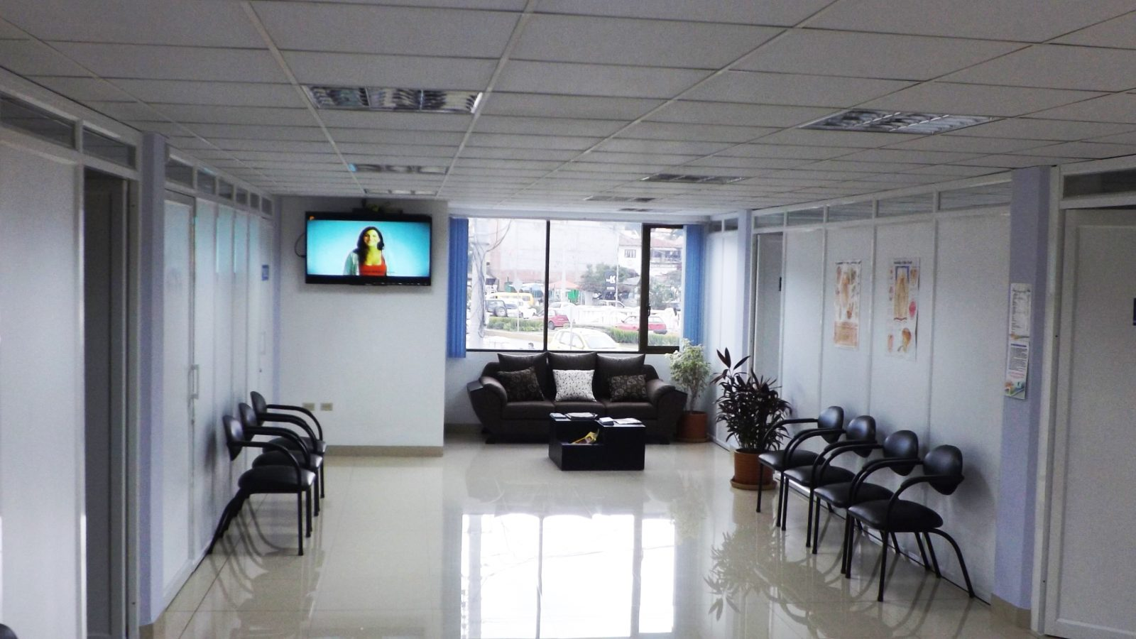 Find Health Waiting Room