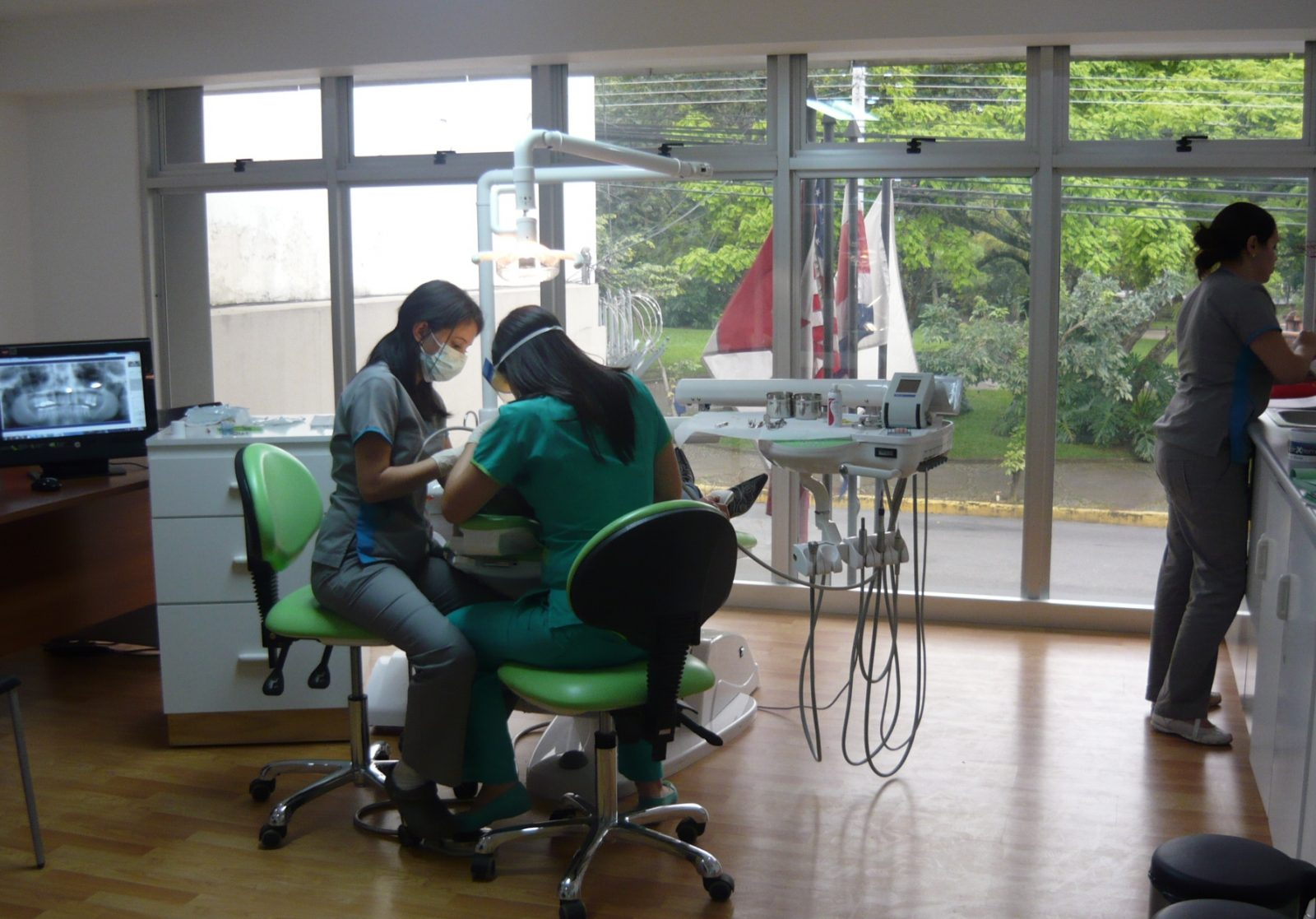 New Smile Dental Group Treatment Room