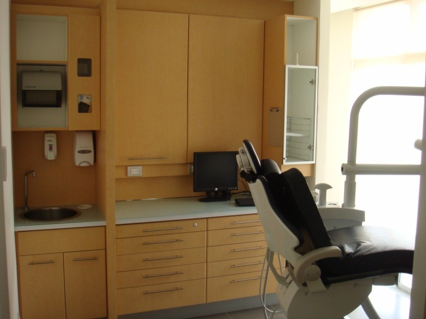 Tabash Dentistry Treatment Room