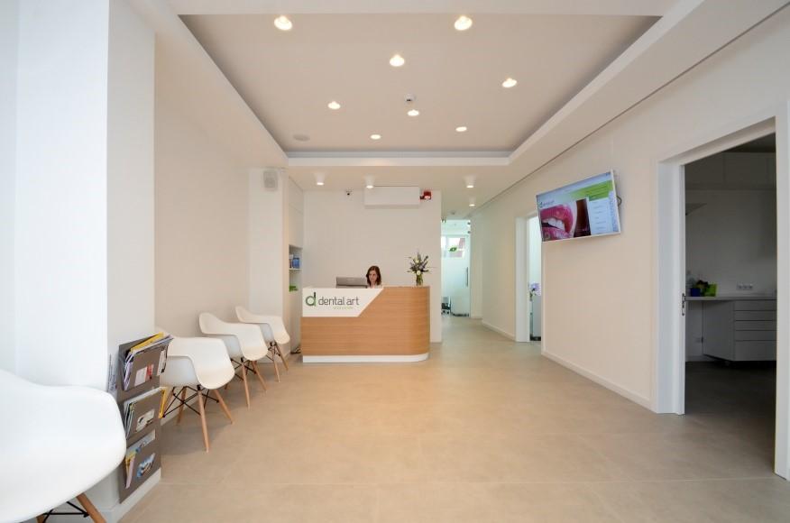 Dental Art Clinic Reception
